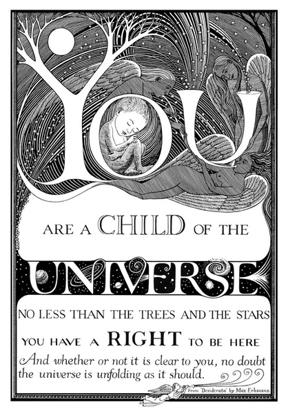 You are a Child poster poster