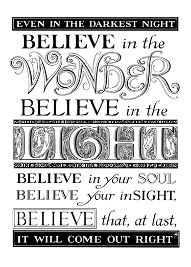 believe notecard