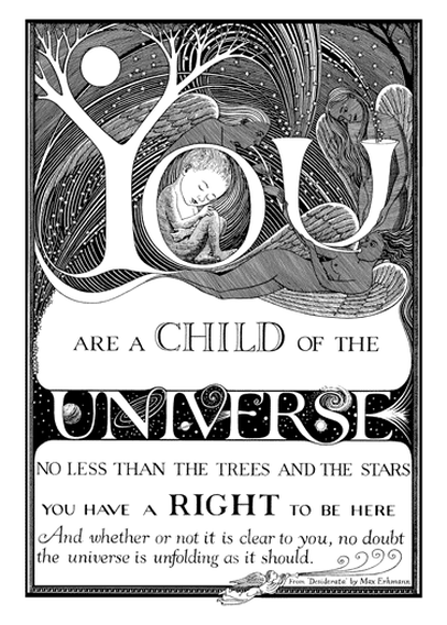 You are a Child notecard